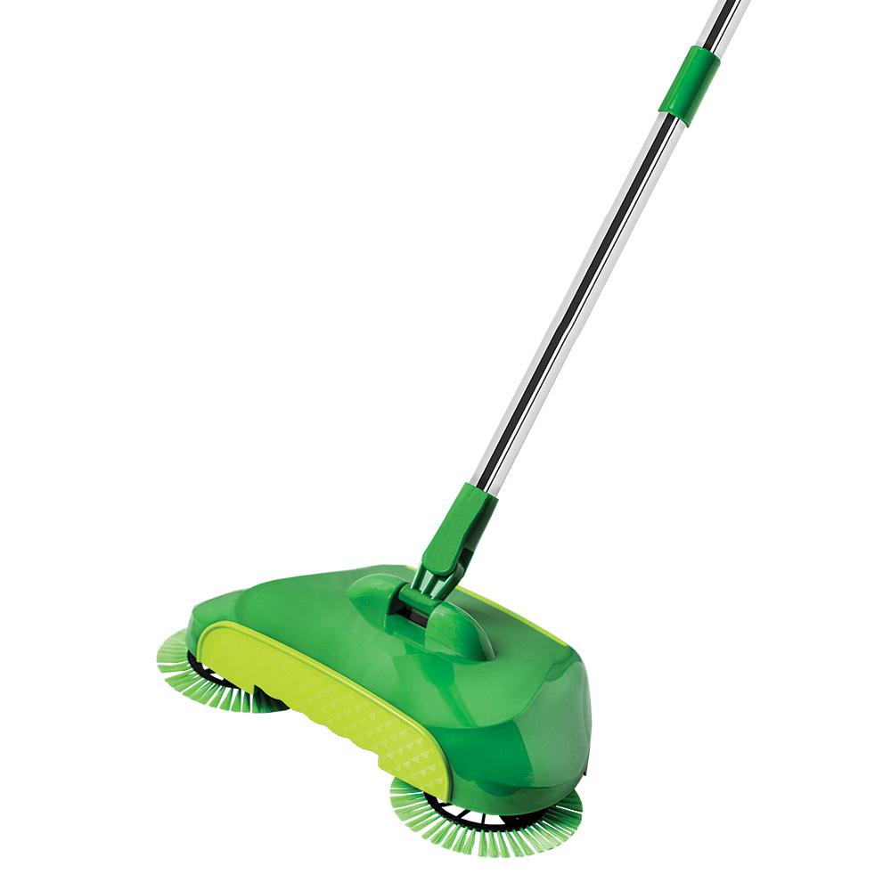 Spiral Sweep Push Broom