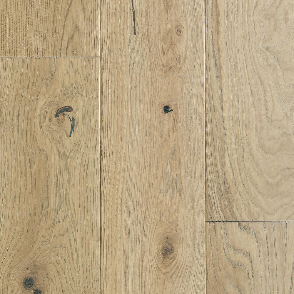 Malibu Wide Plank French Oak Mavericks 3/8 in. T x 6-1/2 in. W x Varying L Click Lock Engineered Hardwood Flooring (945.6 sq. ft. /pallet)