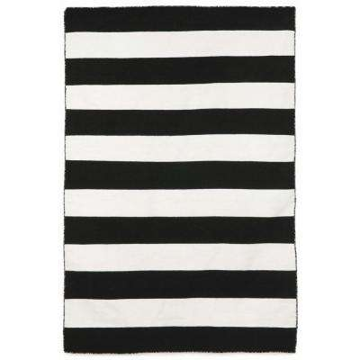 8 X 10 - Black - Outdoor Rugs - Rugs - The Home Depot