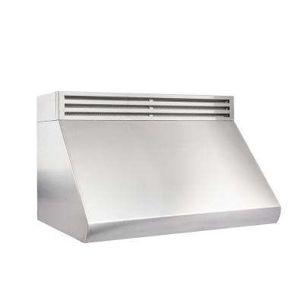 30 in. Recirculating Under Cabinet Range Hood in Stainless Steel