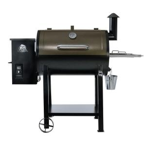 Pit Boss Deluxe Pellet Grill/Smoker by Pit Boss
