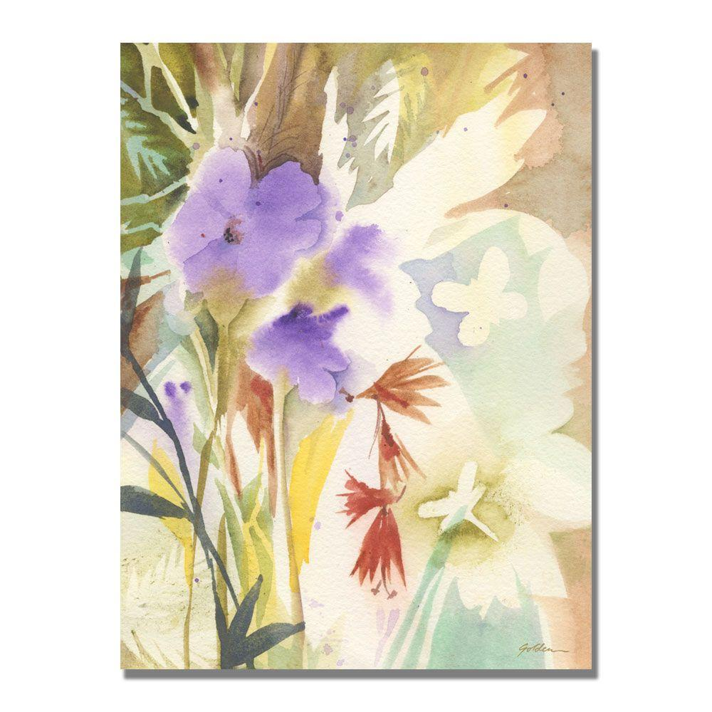 18 in. x 24 in. Hymn to Nature Canvas Art