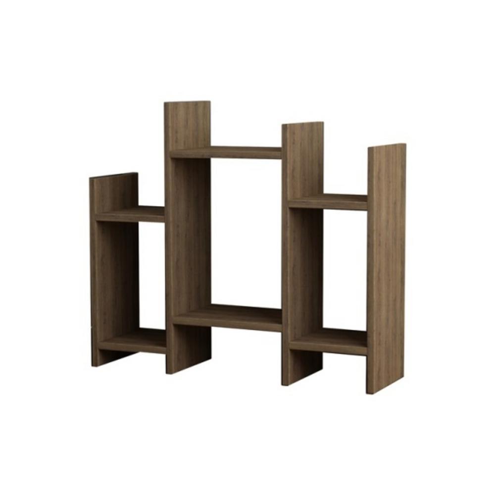 Sutton Oak Modern Side Table