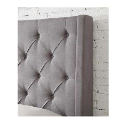 Shelter Ash Queen Upholstered Headboard