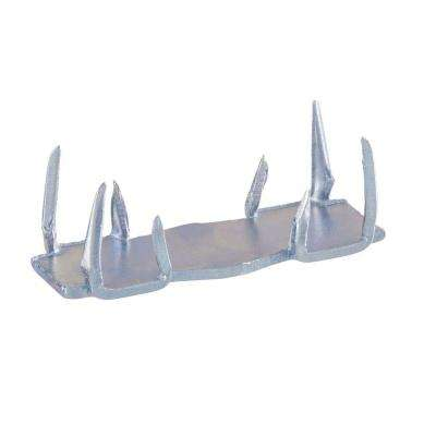3/8 in. x 1 in. Zinc-Plated Wood Joiner (20-Piece)