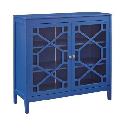 Tracy Blue Large Cabinet