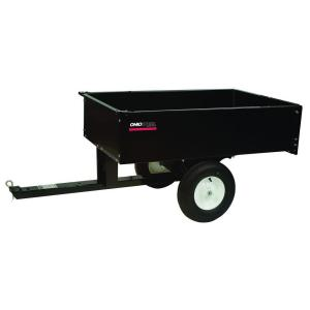 Ohio Steel 12 cu. ft. 1000 lb. Capacity Steel Dump Cart by Ohio Steel