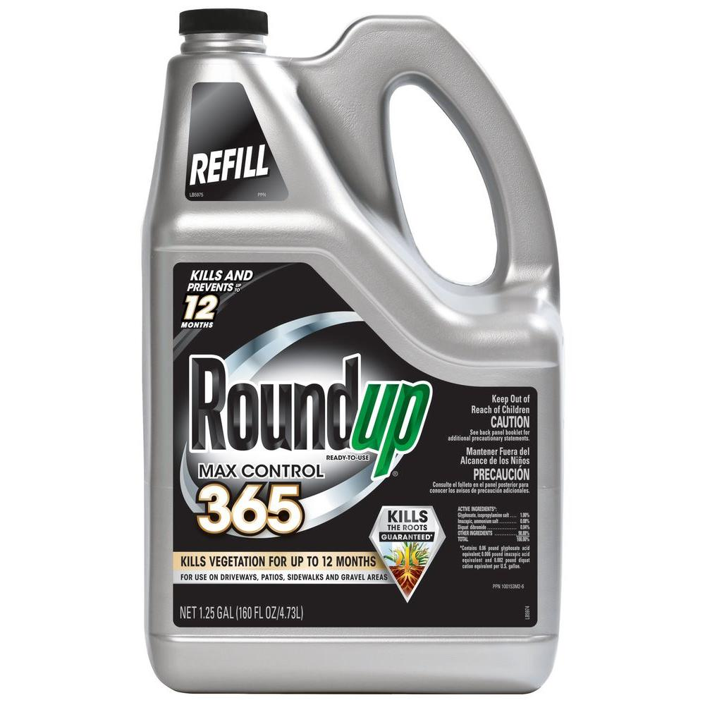 Roundup Max Control 365 Ready-to-Use Refill