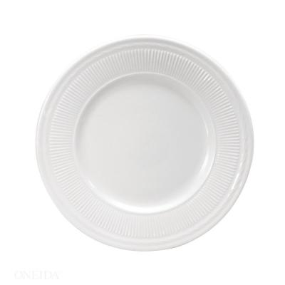 11 in. Nottingham Porcelain Plates (Set of 12)
