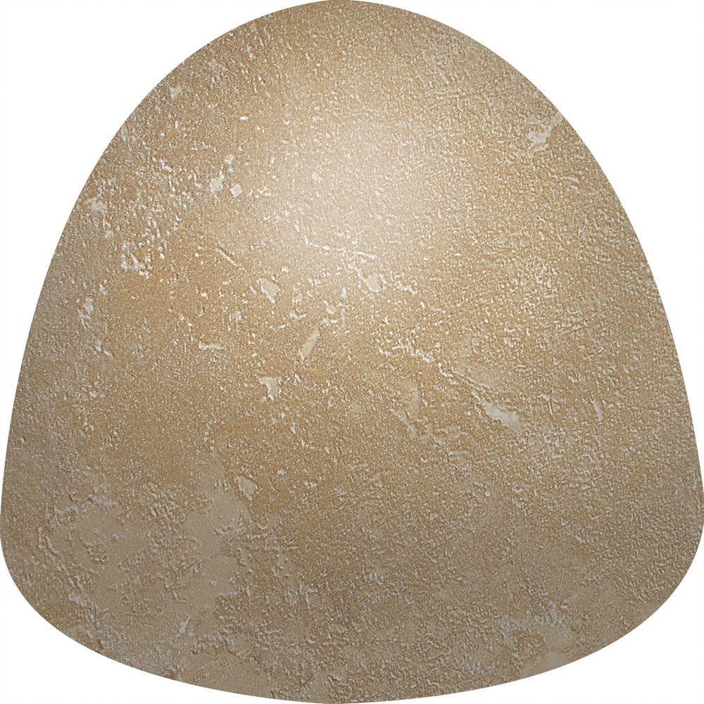 Daltile Sandalo Acacia Beige 1 In X 1 In Ceramic Quarter