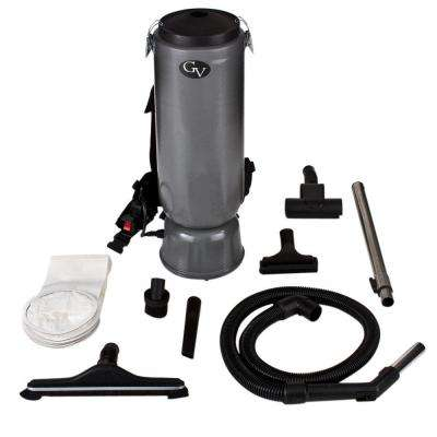 10 qt. Lightweight Backpack Industrial Vacuum Cleaner
