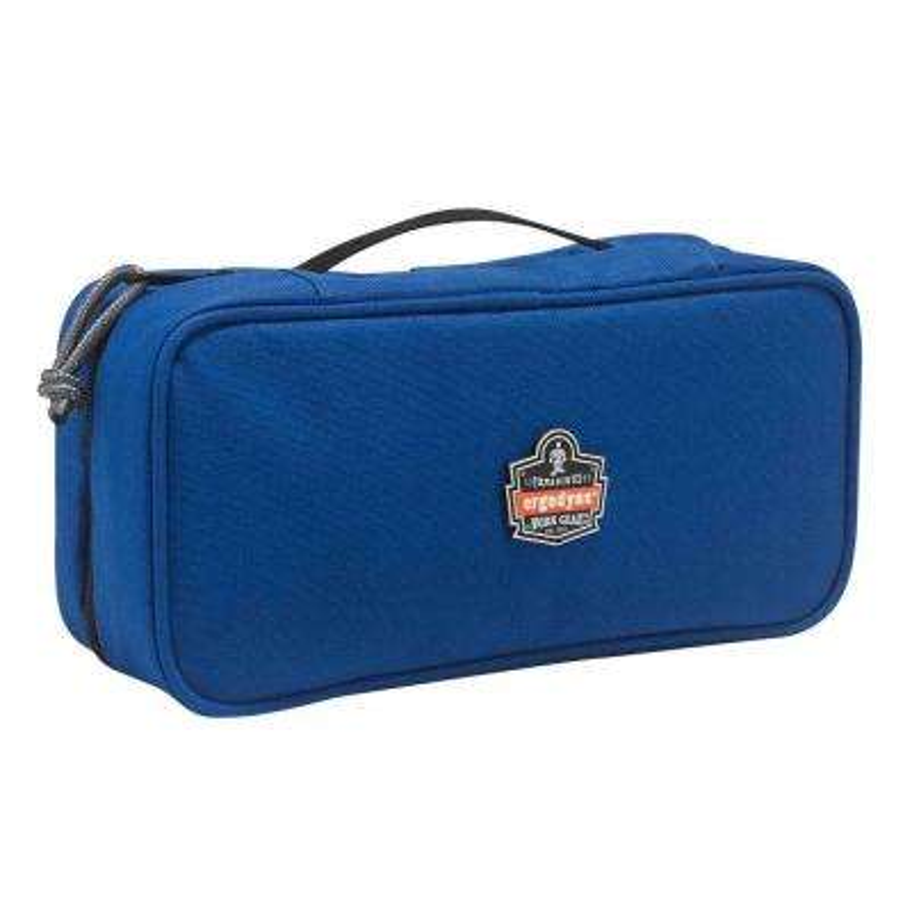 Arsenal  2-Compartment Midsize Small Parts Organizer, Blue