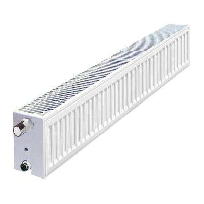 Contractor Series Low Contemporary Profile 102-3/8 in. Hot Water Radiator