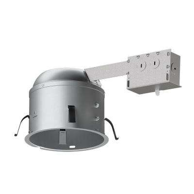 Recessed lighting housings recessed lighting the home depot aluminum led recessed lighting housing for remodel shallow ceiling t24 aloadofball Image collections
