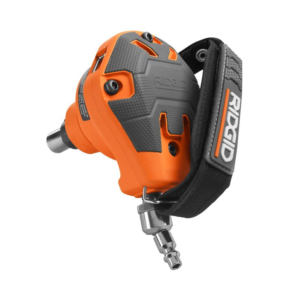 RIDGID Reconditioned 3-1/2 in. Full-Size Palm Nailer