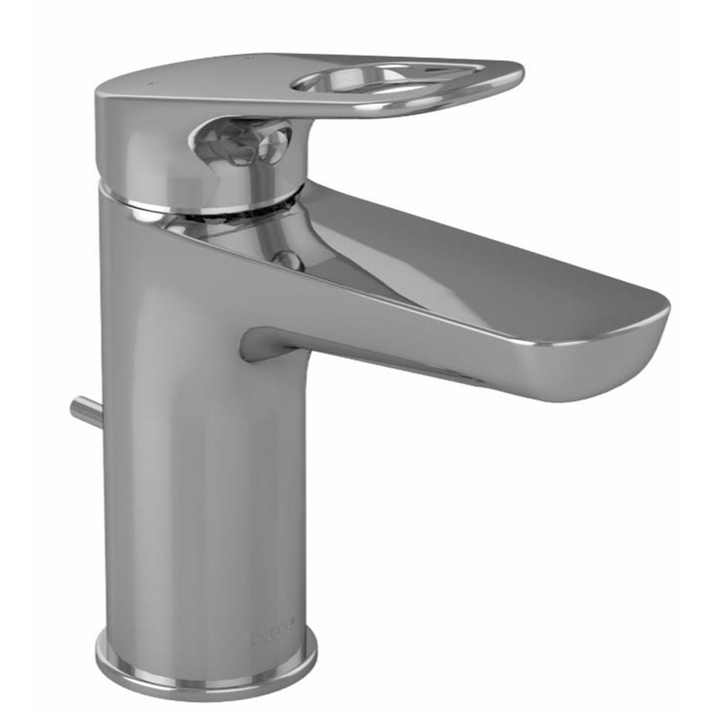 Oberon-R Single Hole Single-Handle Bathroom Faucet in Polished Chrome