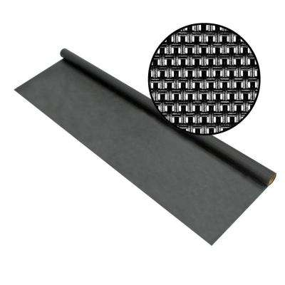 60 in. x 96 in. Charcoal Super Solar Screen