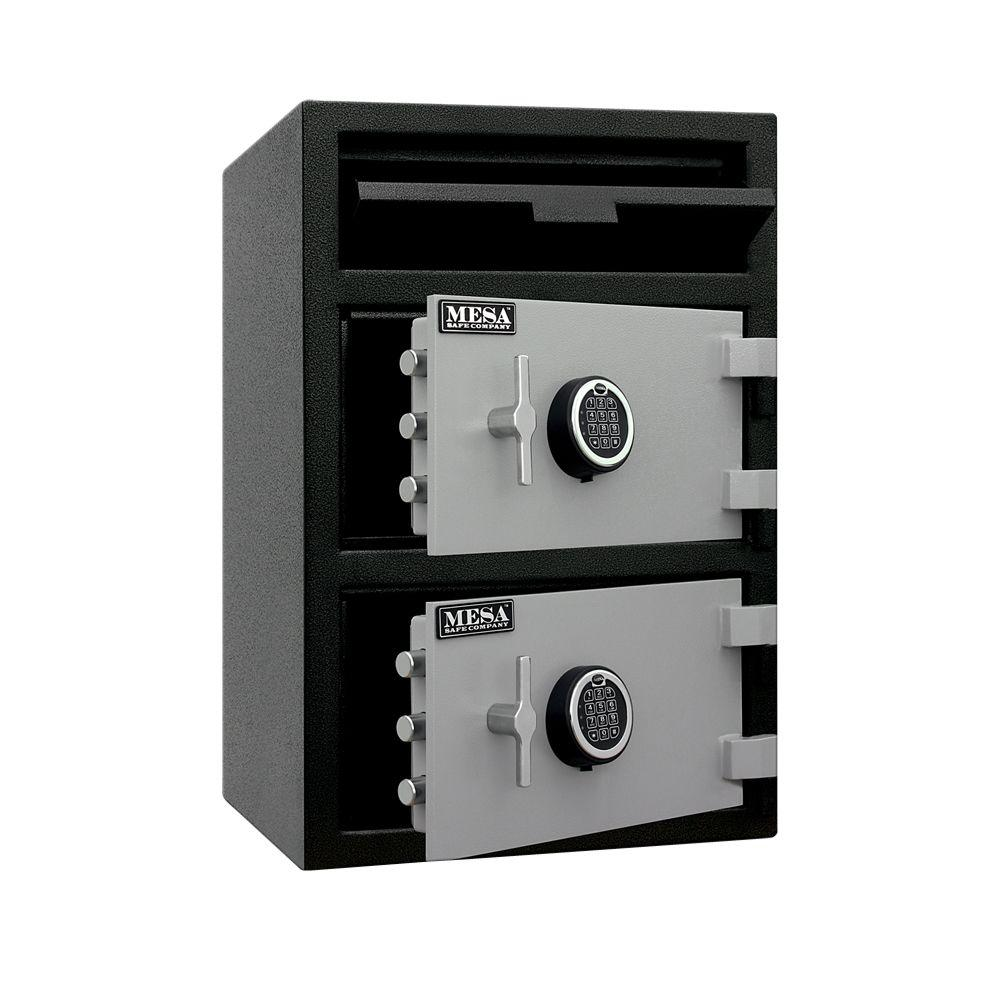 3.6 cu. ft. All Steel Depository Safe with Two Electronic Locks