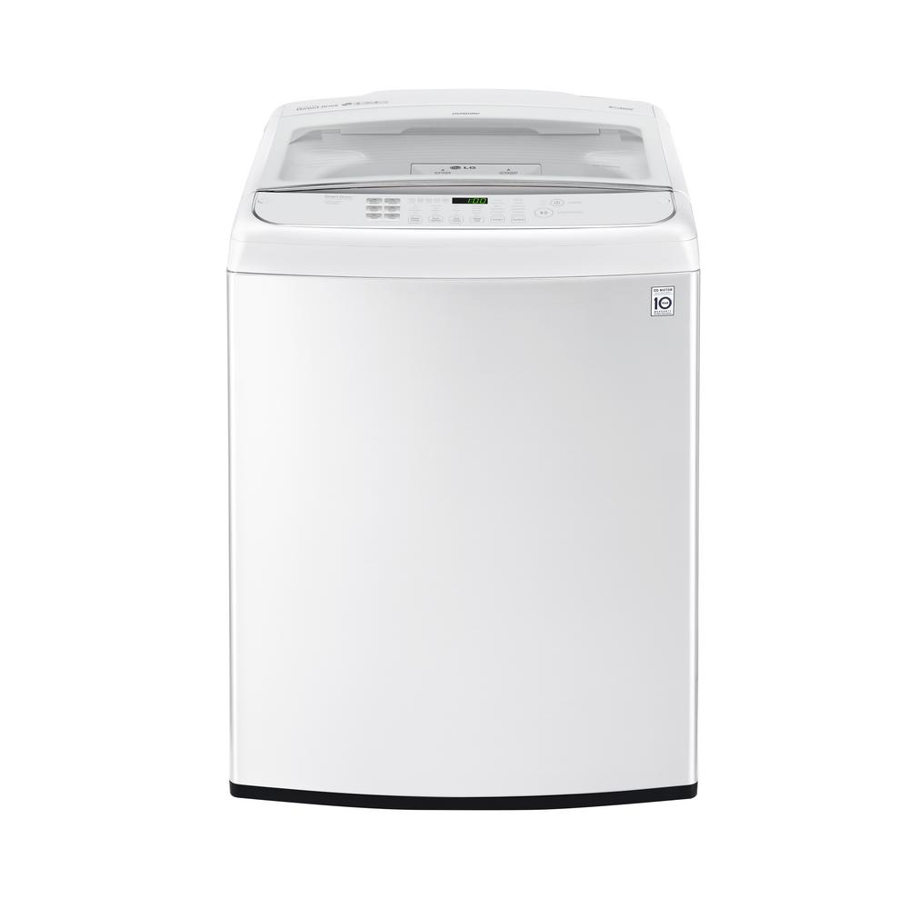 5.0 cu. ft. Top Load Washer in White, ENERGY STAR