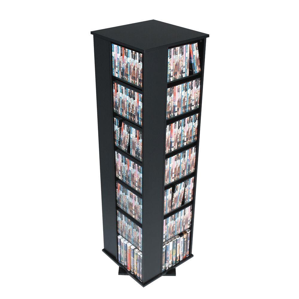 Beau Prepac Black Media Storage