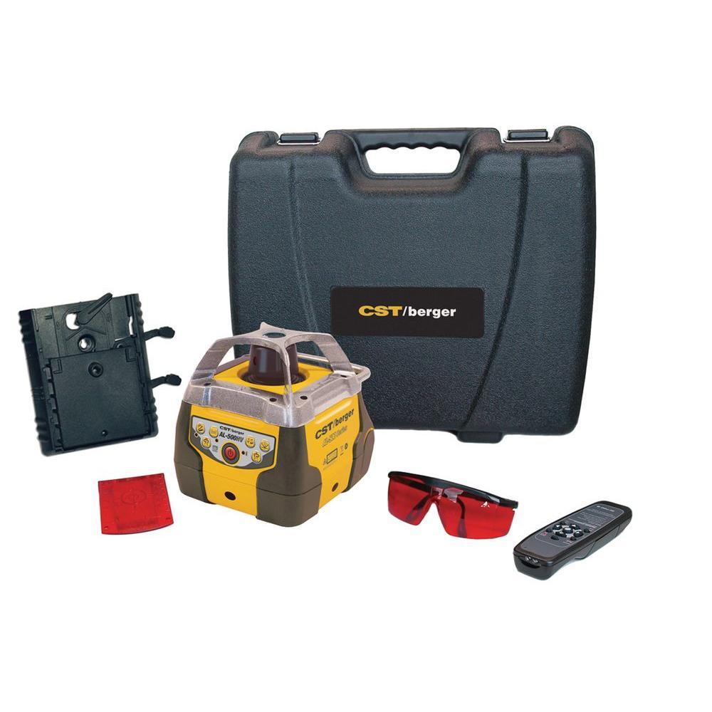 CST/Berger Rotary Laser HZ/VT