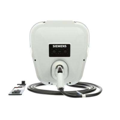 Refurbished VersiCharge Gen 2 30 Amp Indoor Electric Vehicle Charger Hard-Wired Install Version with 14 ft. Cord