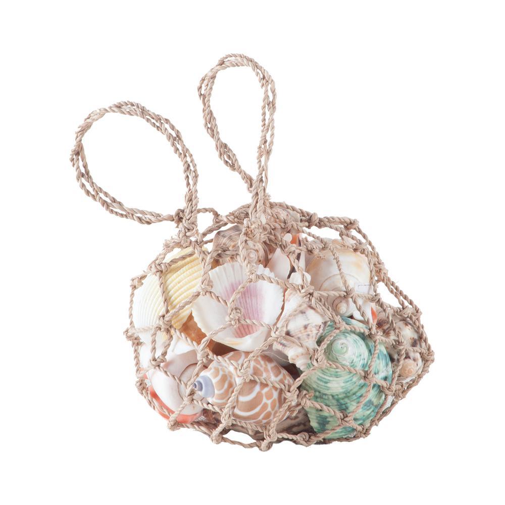 Natural Shell Decorative Bag
