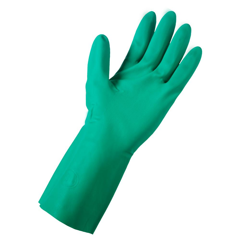 Grease Monkey Latex Free Reusable Nitrile Cleaning Gloves Small