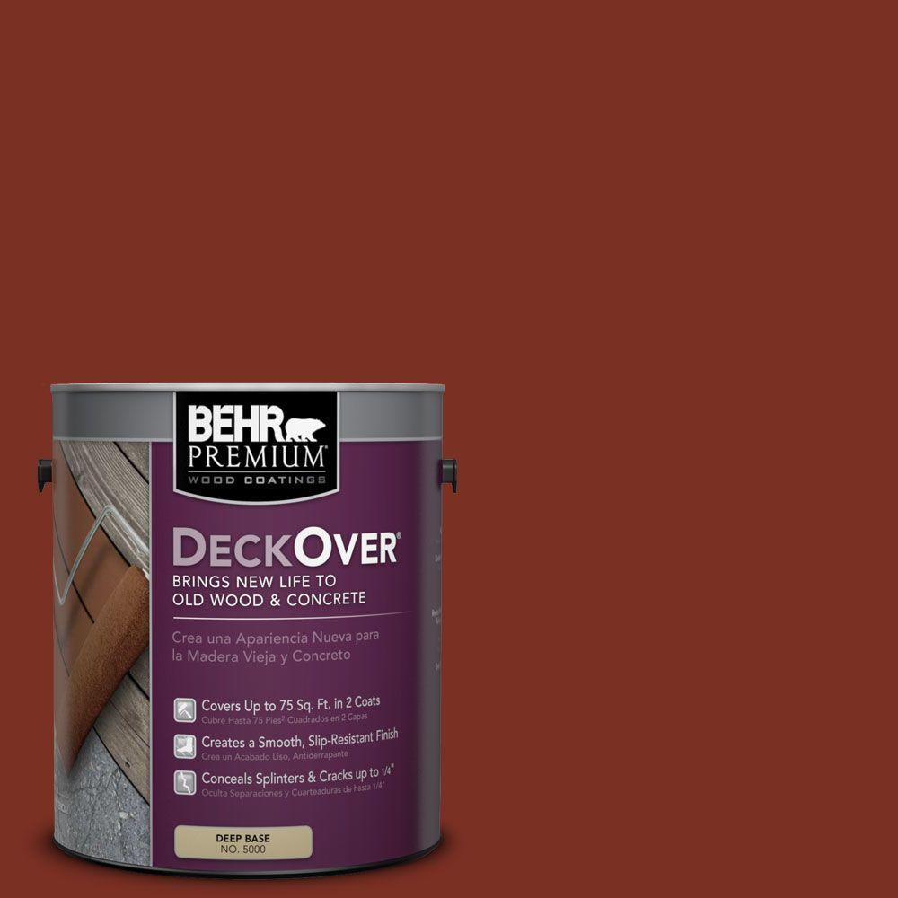 #SC-330 Redwood Premium DeckOver