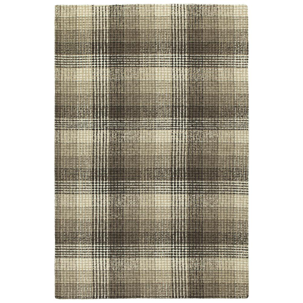 Sartorial Brown 5 ft. x 7 ft. 9 in. Area Rug