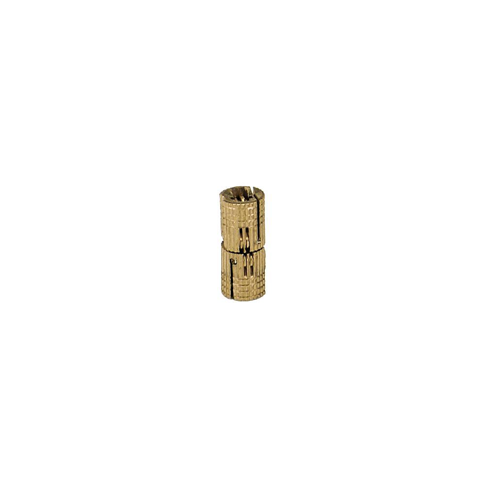 0 322 in  0 322 in  Solid Brass Barrel Hinge