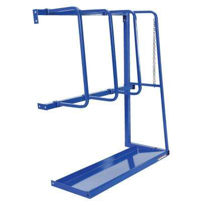 51 in. x 23 in. x 106 in. Expandable Vertical Bar Extension Rack