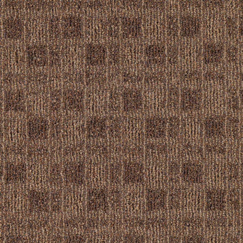 Carpet Sample - Cross Functional - Color Diamondback Loop 8 in. x 8 in.