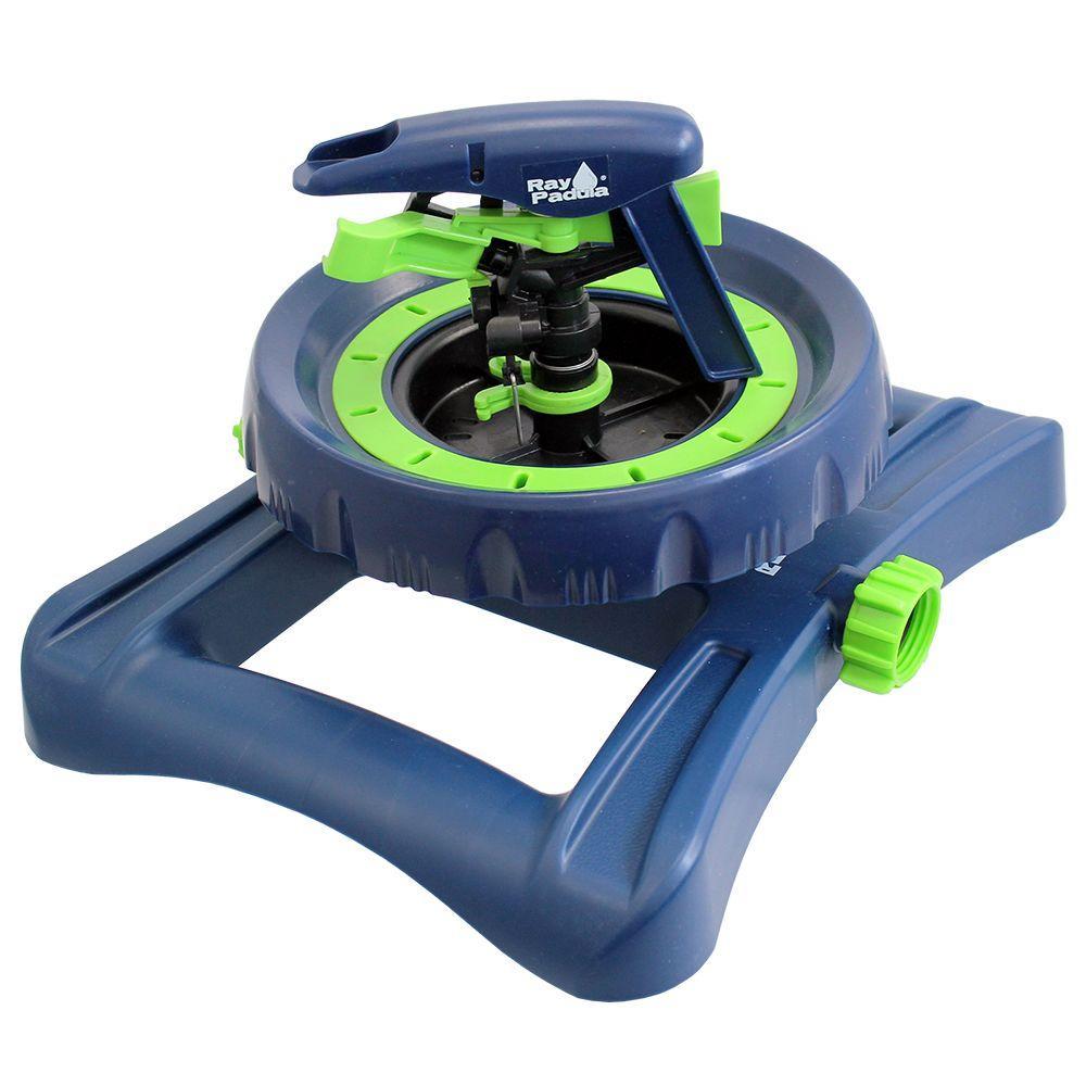 Ray Padula Smart Spray Contour Style Pulsating Sprinkler