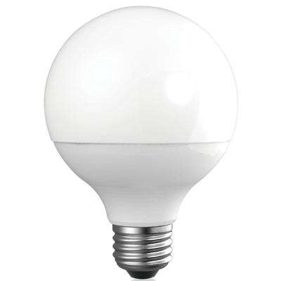 60W Equivalent Soft White G25 Dimmable LED Light Bulb (6-Pack)