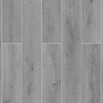 Windbrook Oak 12mm Thick x 8.03 in. Wide x 47.64 in. Length Laminate Flooring (15.94 sq. ft. / case)