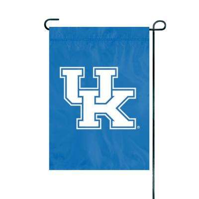 1 ft. x 1.5 ft. Nylon Kentucky Wildcats Premium Garden Flag