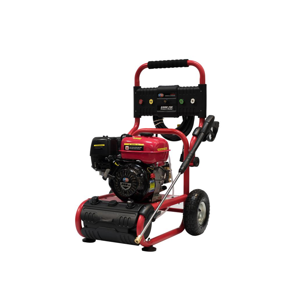 All 3200 Psi 7 Hp Pressure Washer