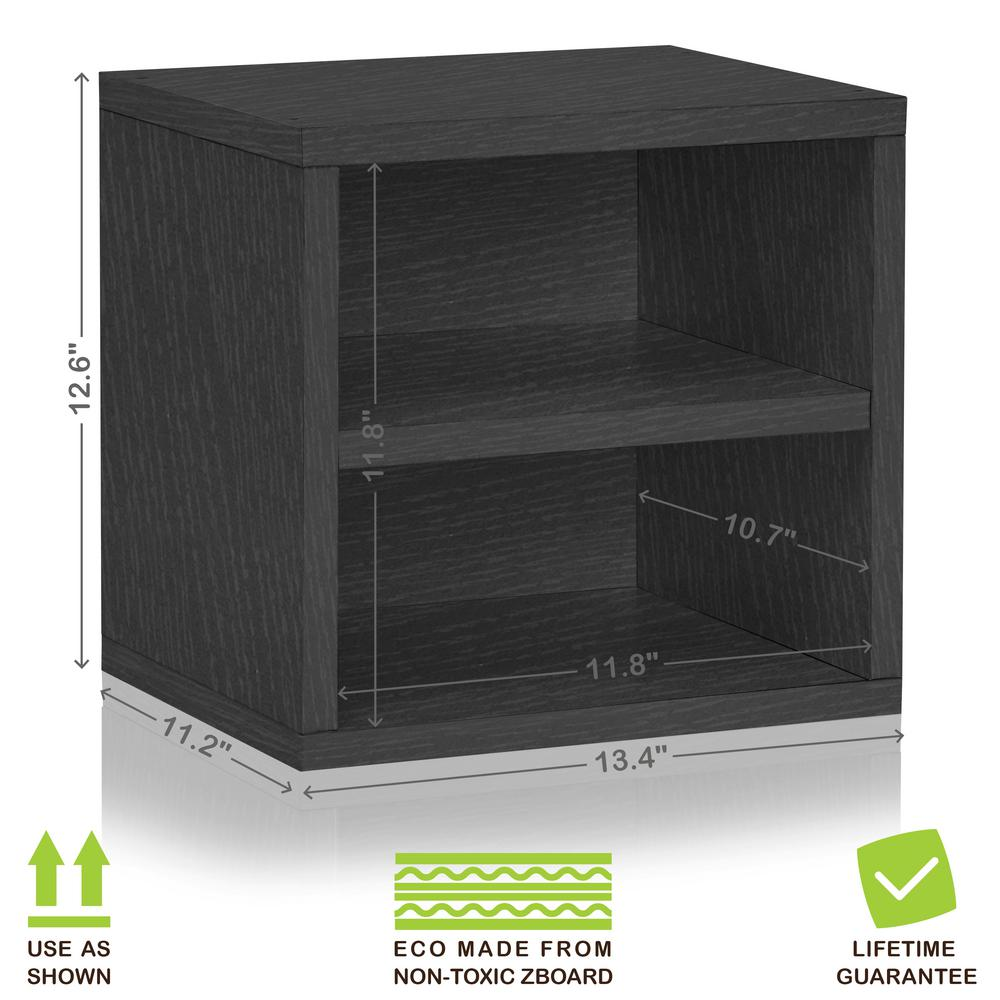 Connect System 11.2 in. x 13.4 in.x13.4 in. zBoard Stackable Storage