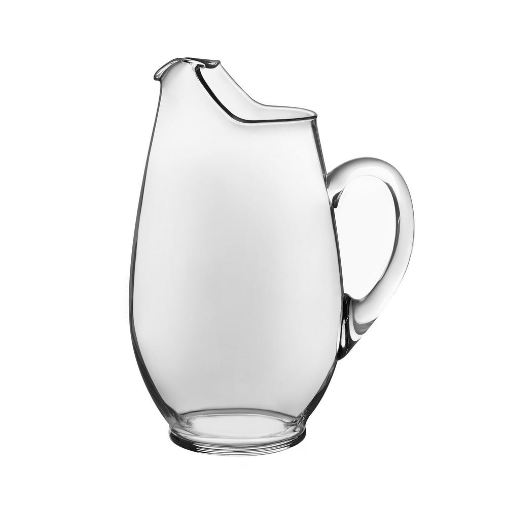 Mario 90 oz. Glass Pitcher