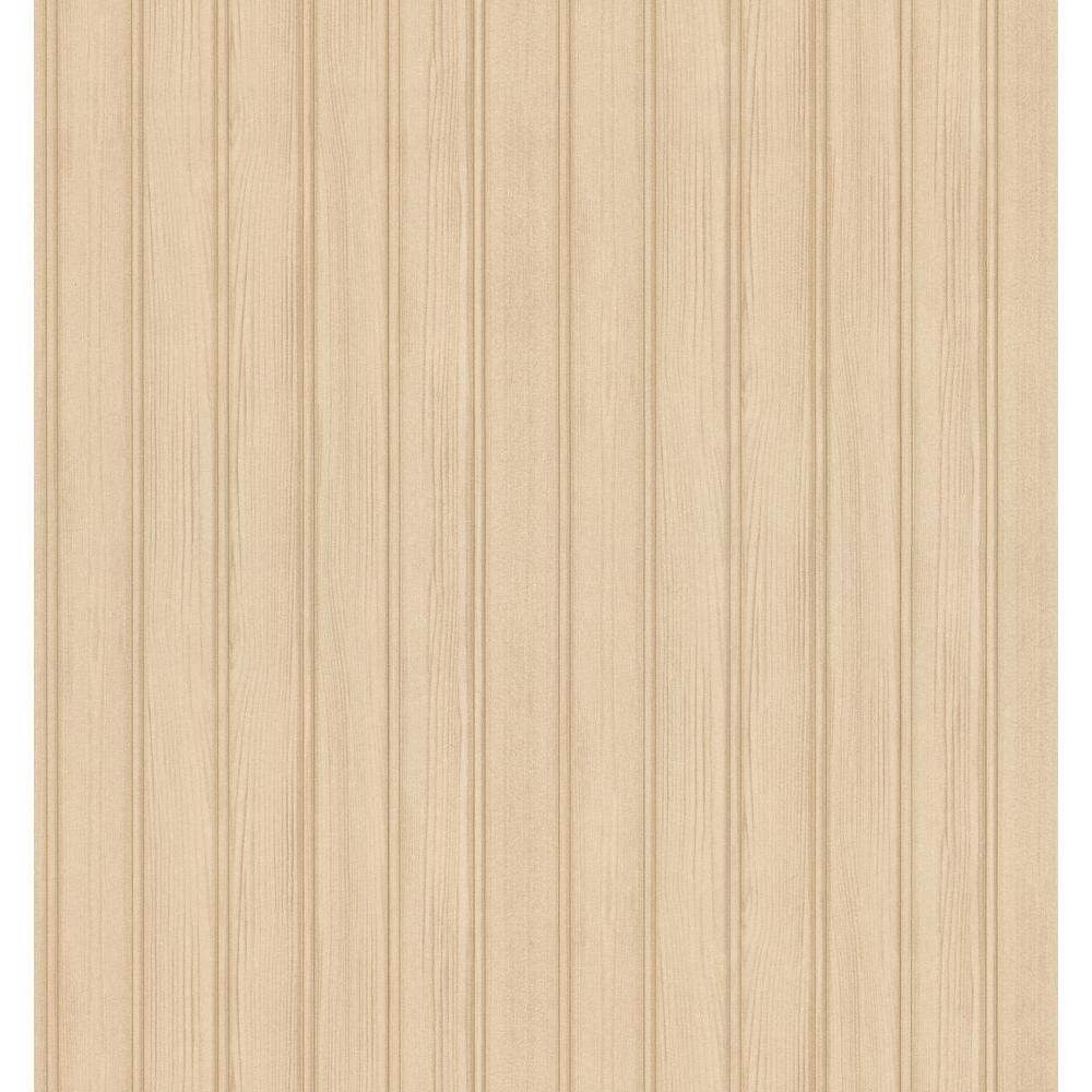 Brewster Beadboard Wallpaper