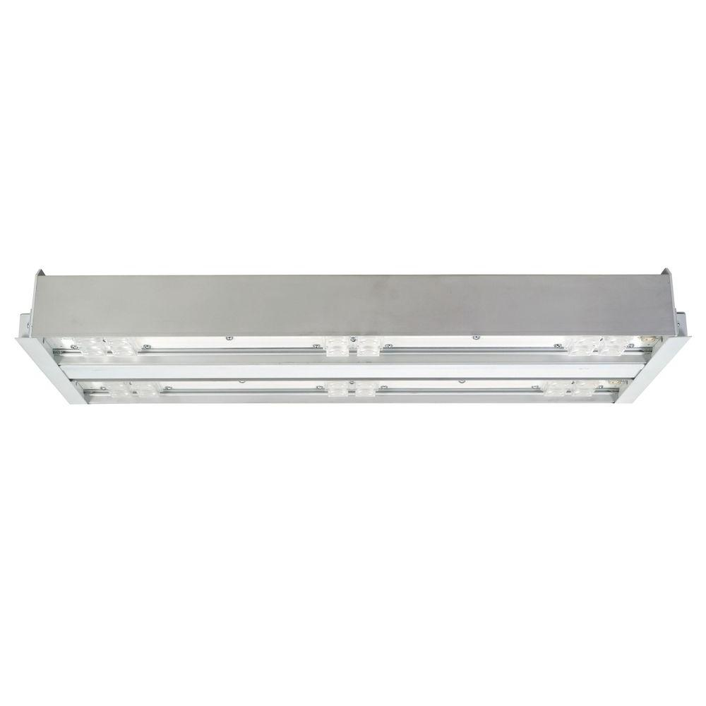 null MAXCOR HB1 2-Bar Modular LED High-Bay with 10 ft. Gripple Aircraft Cable