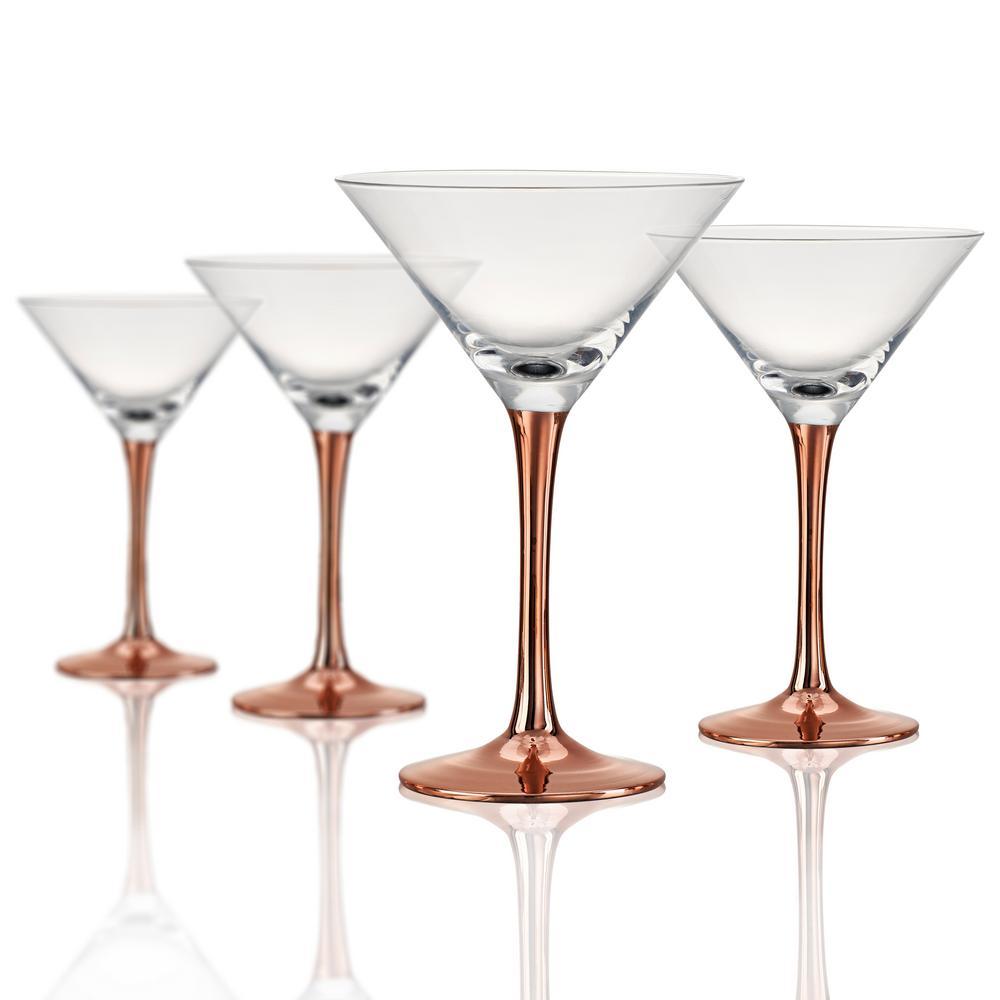 8 oz. Martini Glass (Set of 4)