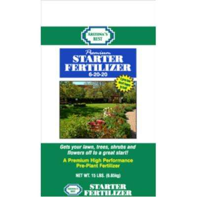 15 lb. Lawn Starter Fertilizer