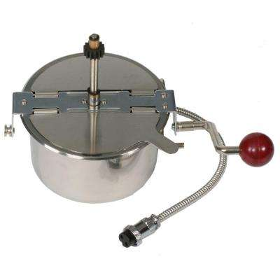 4 oz. Popcorn Kettle for Popcorn Stainless Steel Popper Kettles