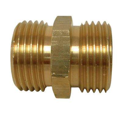 3/4 in. MGH Lead-Free Brass Garden Hose Adapter