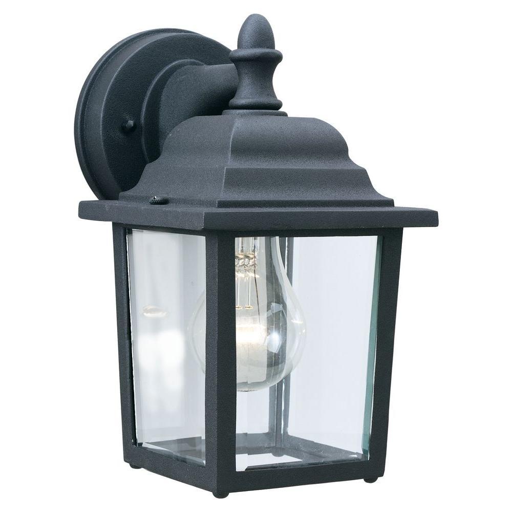Philips outdoor essentials 1 light black outdoor wall lantern philips outdoor essentials 1 light black outdoor wall lantern aloadofball Gallery