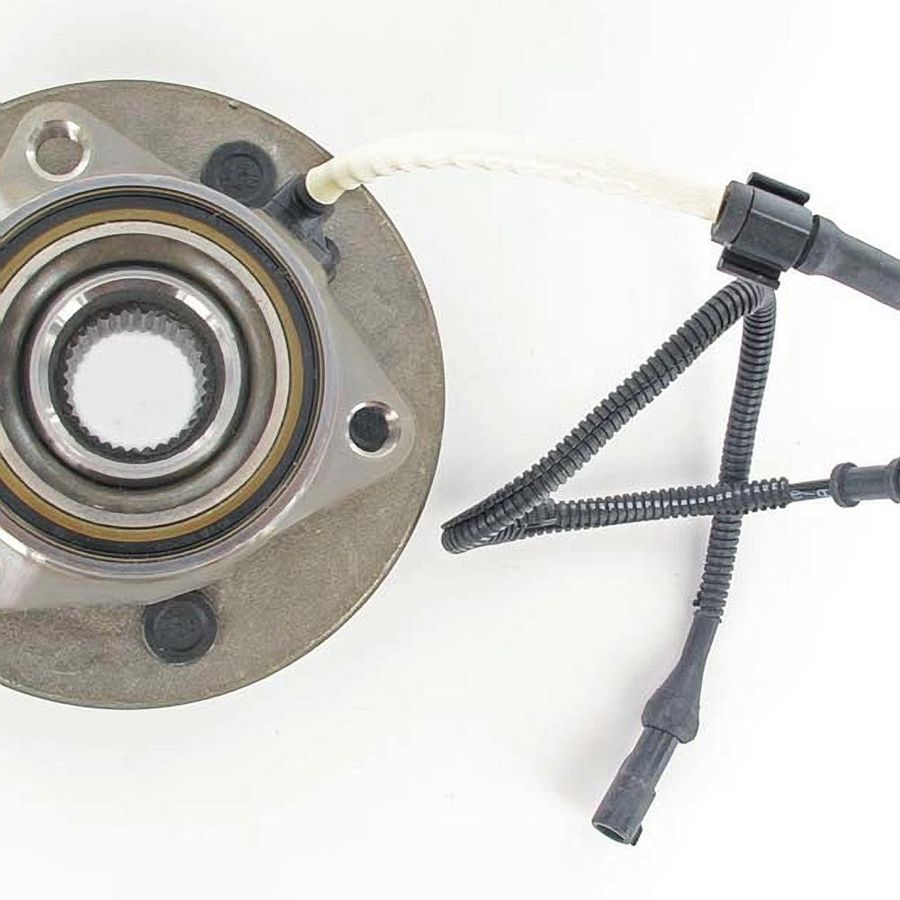 SKF Front Wheel Bearing and Hub Assembly fits 1997-2000 Ford F-150