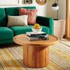Devin Natural Brown Coffee Table
