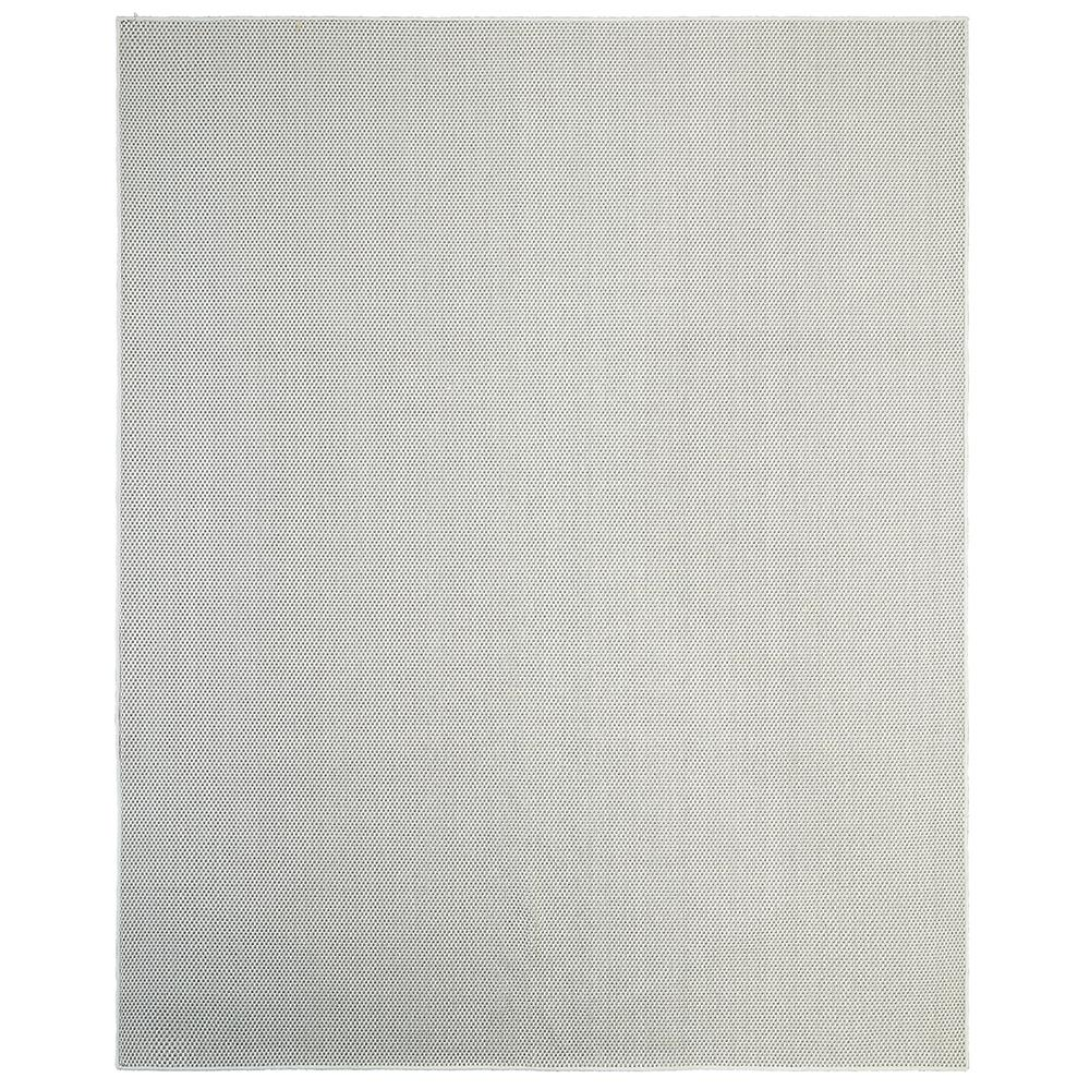 Montauk Silver 9 ft. x 12 ft. Area Rug